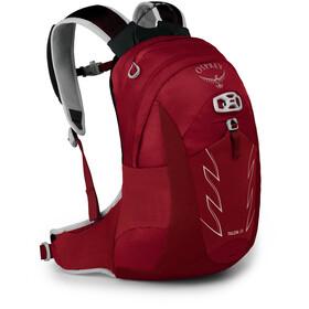 Osprey Talon 14 Backpack Kids, czerwony